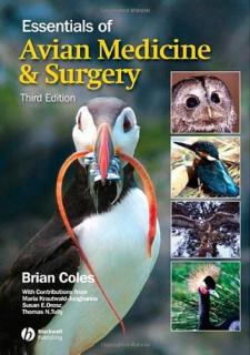 Essentials of Avian Medicine and Surgery - Brian H. Coles